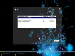 Windows7 SP1 4 in 1 KottoSOFT V.28.10.14 (x64) (2014) [Rus]