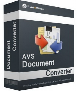 AVS Document Converter 2.3.2.233 Final [Multi/Rus]