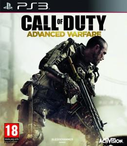 Call Of Duty: Advanced Warfare [PS3] [USA] [En/Multi4] [3.55] [Cobra ODE / E3 ODE PRO ISO]