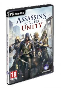 Assassin's Creed Unity - Gold Edition [RUS/ENG] (1.2.0) RePack by MAXAGENT [RELOADED]