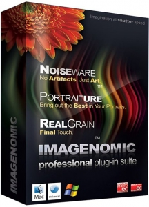 Imagenomic Portraiture 2.3.4 build 2341 | Noiseware 5.0.3 build 5031 | RealGrain 2.0.1 build 2011 RePack by D!akov [En]