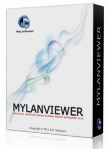 MyLanViewer 4.18.0 + Portable [Rus/Eng]