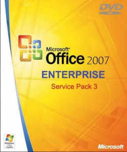 Microsoft Office 2007 Enterprise SP3 12.0.6683.5000 + Visio Professional + все обновления на 01.11.2014 [Rus]