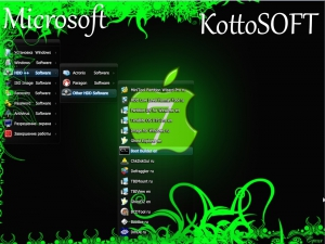 Windows 7 Ultimate KottoSOFT V.10.11.14 (x86-x64) (2014) [Rus]