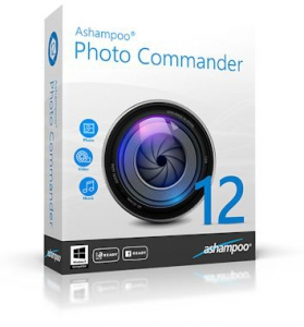 Ashampoo Photo Commander 12.0.6 RePack (& Portable) by KpoJIuK [Multi/Ru]