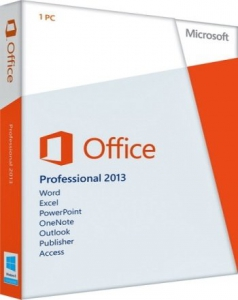 Microsoft Office 2013 SP1 Professional Plus 15.0.4667.1001 RePack by D!akov [Multi/Ru]