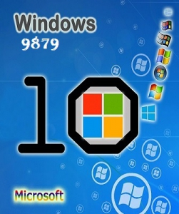 Microsoft Windows Technical Preview 6.4.9879 x64 EN-RU xxx by Lopatkin (2014) Русский или Английский