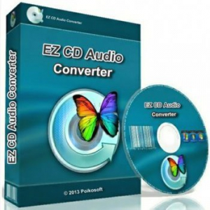 EZ CD Audio Converter 2.3.2.1 Ultimate [Multi/Ru]