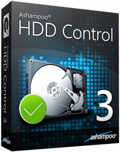 Ashampoo HDD Control 3.00.10 RePack by FanIT [Rus/Eng]