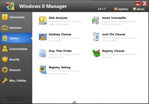 Windows 8 Manager 2.1.7 [En]