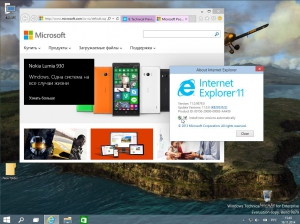Windows 10 Enterprise Technical Preview Build 9879 (x86) (2014) [Eng]