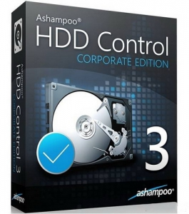 Ashampoo HDD Control 3.00.10 Corporate Edition [Multi/Ru]