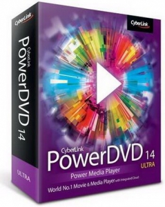 CyberLink PowerDVD Ultra 14.0.4704.58 RePack by D!akov [Rus/Eng]