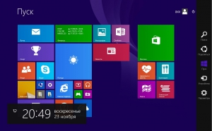 Microsoft Windows 8.1 Pro 17415 x86-x64 RU Update3 by Lopatkin (2014) Русский