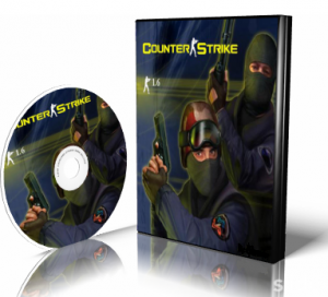 Counter-Strike 1.6 English version