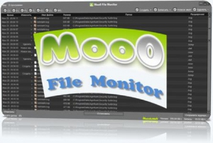 Moo0 File Monitor 1.11 + Portable [Multi/Ru]