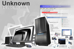 Unknown Device Identifier 8.02.2669 + Portable by 6sergey5 [Multi / RUS]