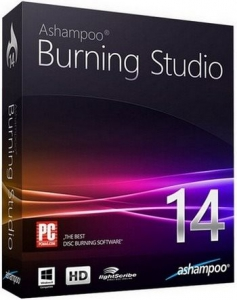 Ashampoo Burning Studio 15 15.0.0.36 Final [Multi/Ru]