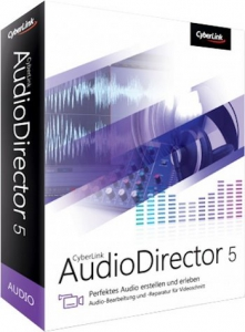 CyberLink AudioDirector Ultra 5.0.4712.3 Retail [Multi/Rus]