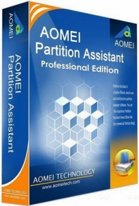 AOMEI Partition Assistant Professional Edition 5.6 RePack by D!akov [Multi/Ru]