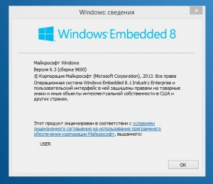Windows Embedded 8.1 Industry Enterprise by aleks200059 (x86) (2014) [Rus]