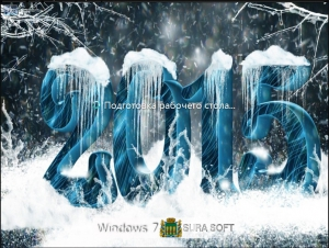 Windows 7 Ultimate SP1 by SURA SOFT (x64) (2014) [RUS]