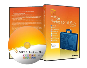 Microsoft Office Professional Plus 2010 SP2 14.0.7140.5002 + Project & SharePoint Designer & Visio RePack by Padre Pedro [Multi/Ru]