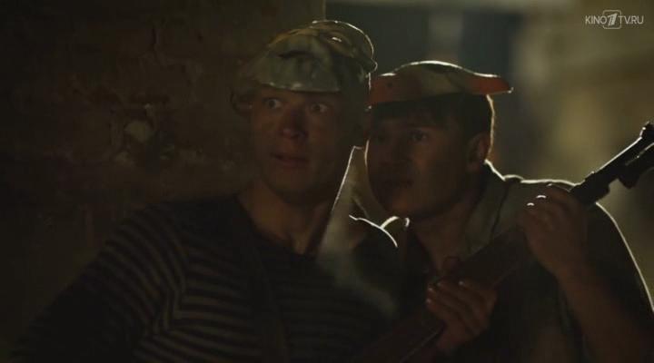 Молодая гвардия 01-12 из 12 (2015) HDTVRip