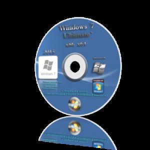 Windows 7 Ultimate SP1 UralSOFT v.48.15 (x86-x64) (2015) [Rus]