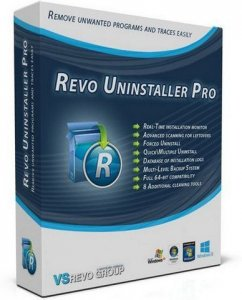 Revo Uninstaller Pro 3.1.4 RePack (& Portable) by D!akov [Multi/Ru]