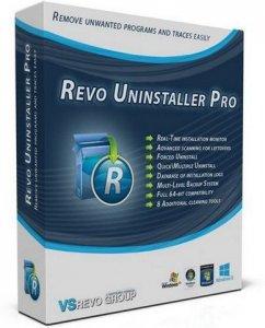 Revo Uninstaller Pro 3.1.4 Final [Multi/Ru]