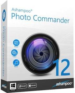Ashampoo Photo Commander 12.0.12 RePack (& Portable) by KpoJIuK [Multi/Rus]