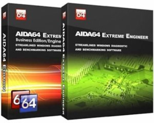 AIDA64 Extreme | Engineer | Business | Network Audit 5.30.3500 Final RePack (& portable) by KpoJIuK [Multi/Ru]