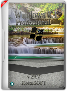 Windows 8.1 (x64) Professional KottoSOFT v.29.7.15 (2015) [ RU-EN ]