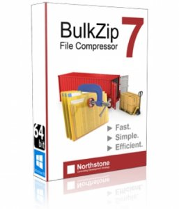 BulkZip File Compressor 7.2.719.2361 [Multi/Ru]