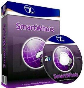 SmartWhois 5.1 Build 280 [Multi/Rus]