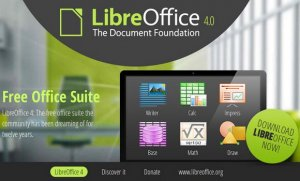LibreOffice 4.4.5 Stable + Help Pack [Multi/Rus]
