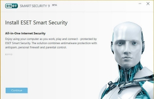 ESET Smart Security 9.0.111.0 Beta [Eng]