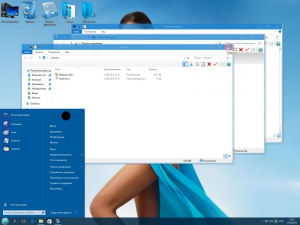 Win 10 Enterprise (AeroGlass-Face) by Bella (TEST-VERSION) (x64) (2015) [Rus]