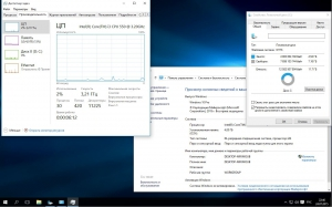 Windows 10 Pro 10240.16393.150717-1719.th1_st1 by Lopatkin PIPCAD (x86-x64) (2015) [Rus]