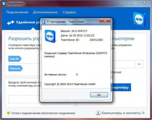 TeamViewer Server Enterprise 10.0.45471 + Portable [Multi/Rus]