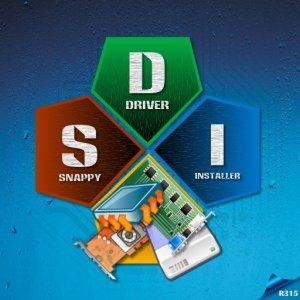 Snappy Driver Installer R315 / Драйверпаки 15080 (32bit/64bit) (2015) [Multi/Rus]