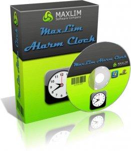 MaxLim Alarm Clock 2.4.4 [Multi/Ru]