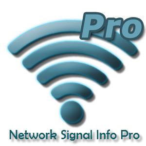 Network Signal Info v2.70.13 Pro / 2.70.16 Ad-Free [Ru/Multi] - информация об используемых сетях Wi-Fi или сотовой связи