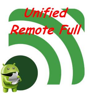 Unified Remote Full v3.5.0 [En/Rus] - Удалённое управление компьютером