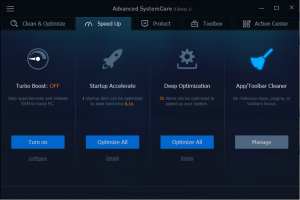 IOBit Advanced Systemcare 9.0.0.599 beta 1.0 [Eng]