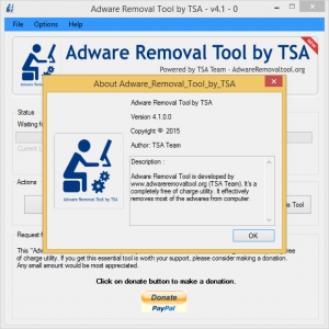 Adware Removal Tool 4.1.0.0 [Eng]