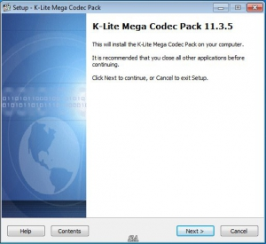 K-Lite Codec Pack 11.3.5 Mega/Full/Standard/Basic + Update [Eng]