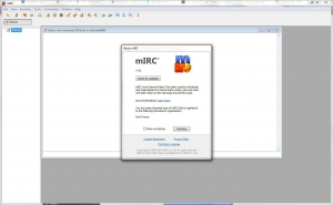 mIRC 7.43 Portable by SceneDL [Eng]