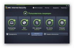 AVG Internet Security 2015 15.0.6125 [Multi/Rus]